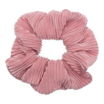 Little Wonders Scrunchie - Plisse - Rosa