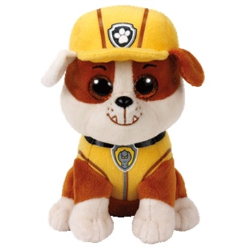 TY Paw Patrol - Rubble - Medium